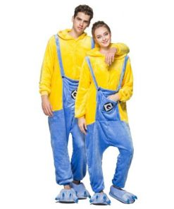Minion Theme Matching Onesies for Couples 8