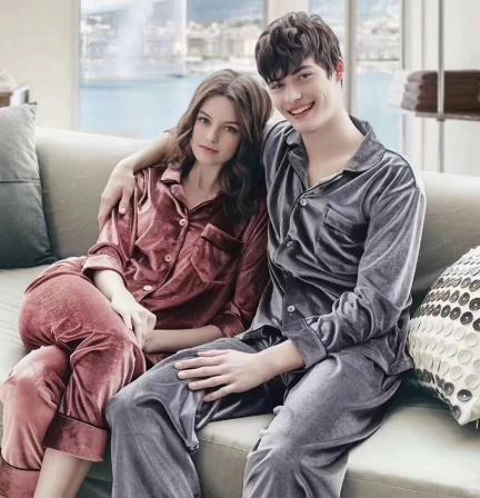 Couple PJs Set for Winter to Keep You Warm! 1