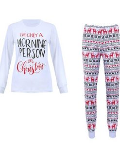 Adorable Christmas Women Pajamas 5