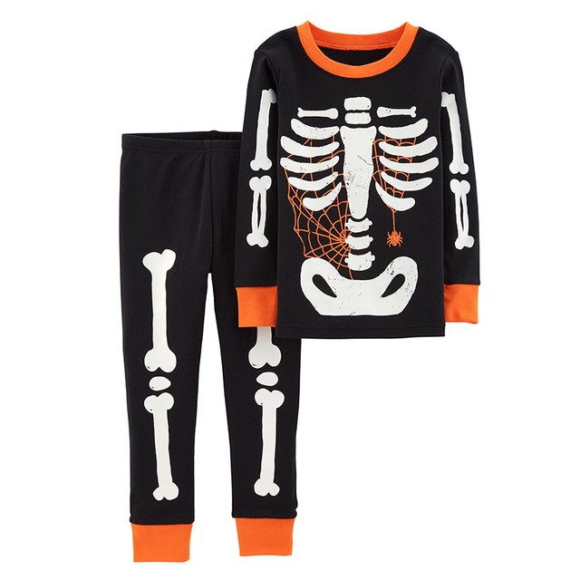 kids halloween pajamas