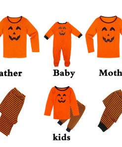 Halloween Family Matching Pajamas 7