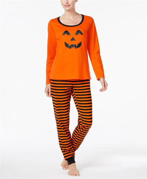 Halloween Family Matching Pajamas 3