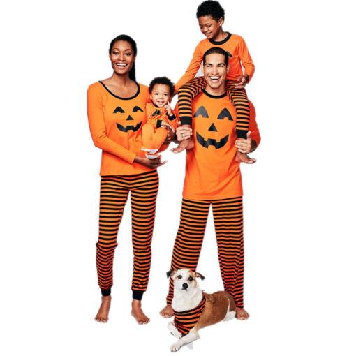 Halloween Family Matching Pajamas 1