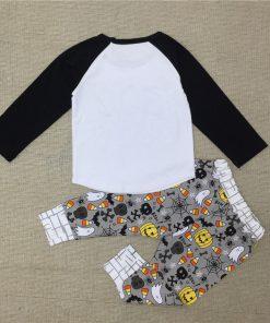 Cute Halloween Pajamas For Baby 3