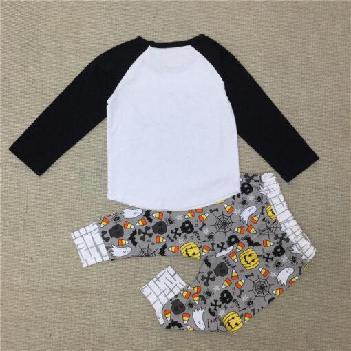 Cute Halloween Pajamas For Baby 2