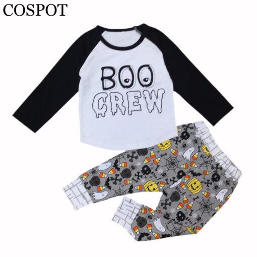 Cute Halloween Pajamas For Baby 1