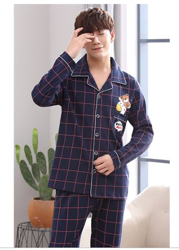 Cotton Casual Family Matching Pajamas 3