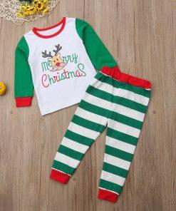 Family Matching Pajamas For christmas 4