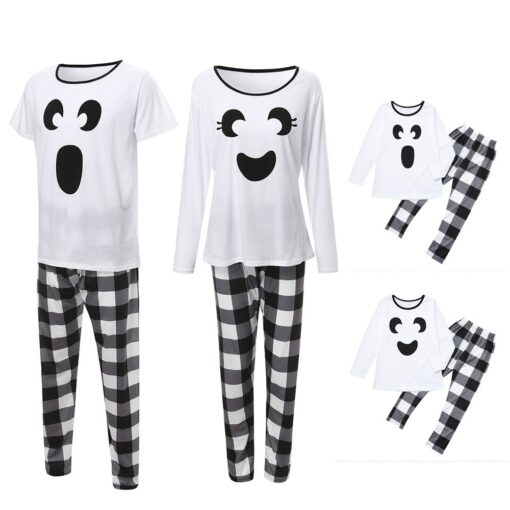 Casual and Comfort Halloween Family Matching Pajamas 1
