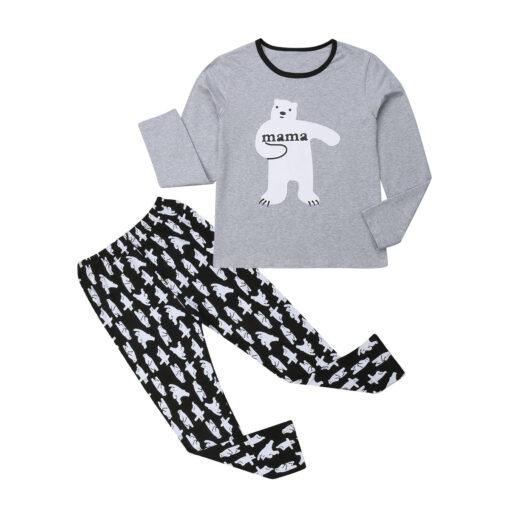 Family Matching Casual Pajamas 3