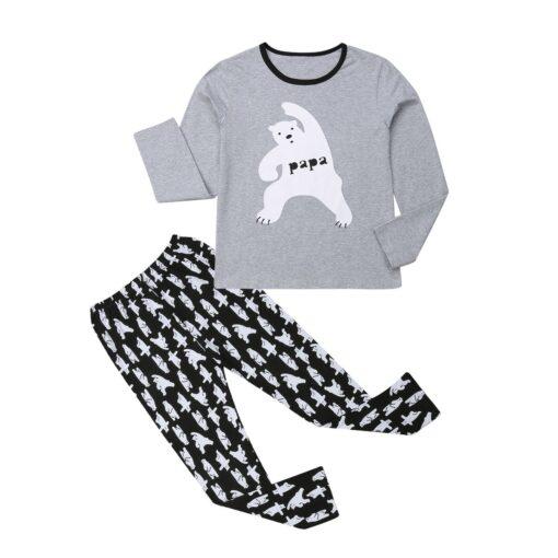 Family Matching Casual Pajamas 2