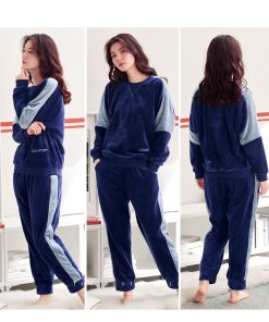 Casual Sports Pajamas for Women 4