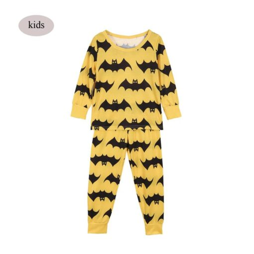 Family Batman Halloween Onesie Pajamas 4