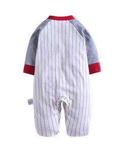 Adorable Sport Onesie Pajamas For Infants 4