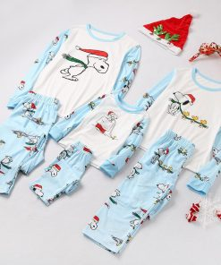 Christmas Season Family Matching Pajamas 5