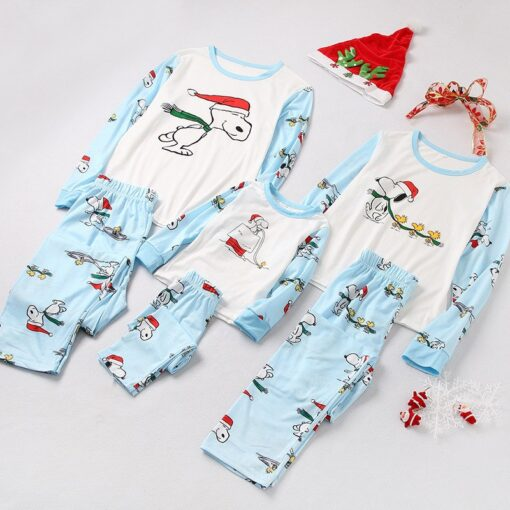 Christmas Season Family Matching Pajamas 2