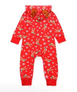 Matching Pajamas Set For Family 3