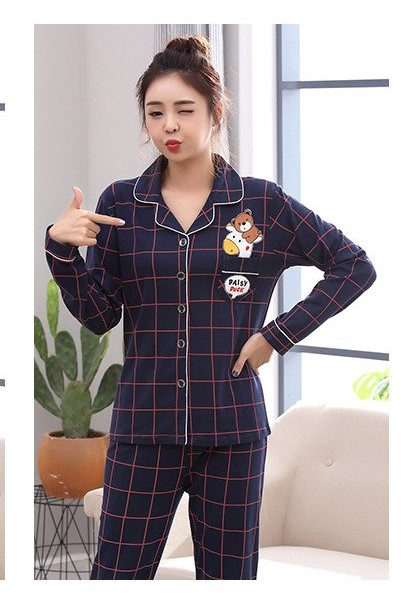 Cotton Casual Family Matching Pajamas 4