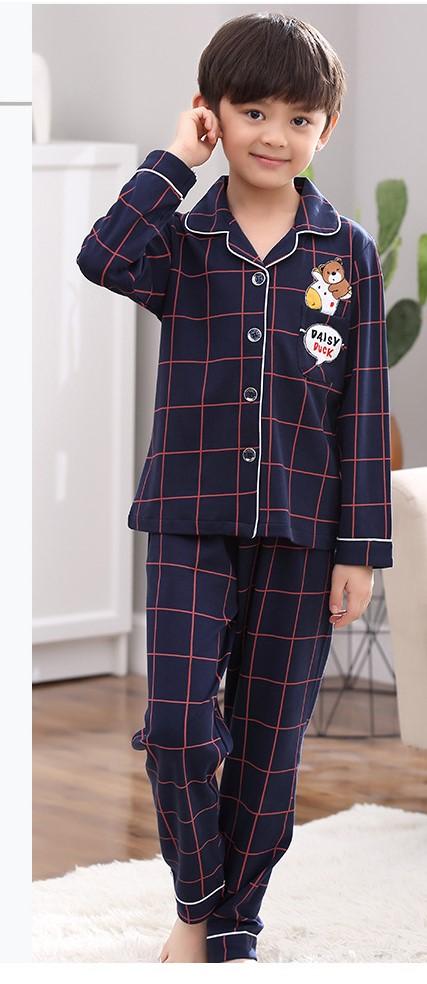 Cotton Casual Family Matching Pajamas 6