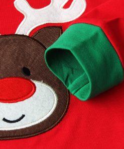 Bear Christmas Pajamas For Toddlers 6