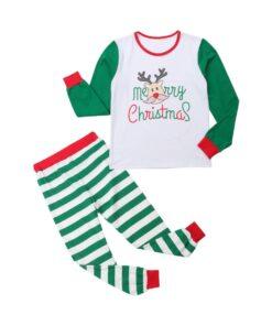 kids holiday pajamas