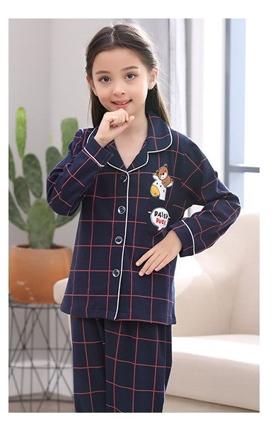 Cotton Casual Family Matching Pajamas 5