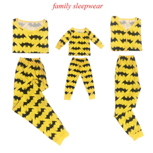 Family Batman Halloween Onesie Pajamas 1