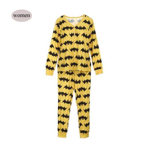 Family Batman Halloween Onesie Pajamas 3