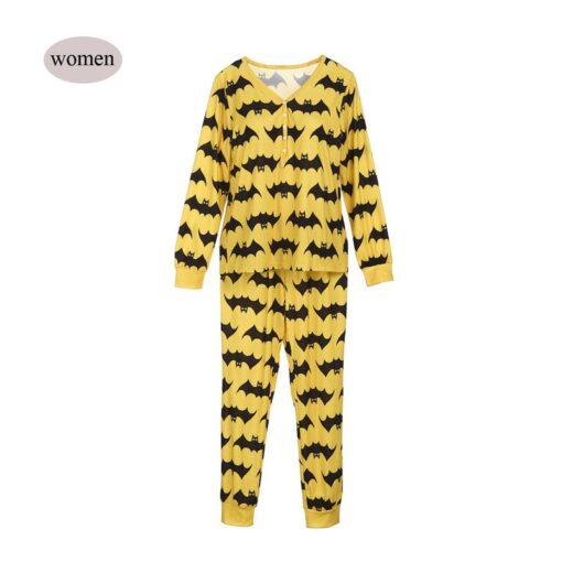 Family Batman Halloween Onesie Pajamas 3