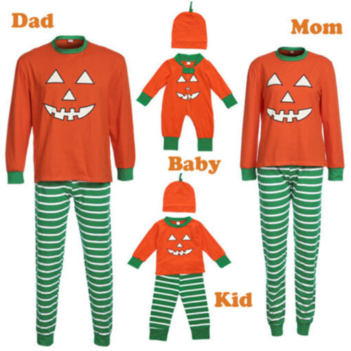 Family Halloween Matching Pajamas 1