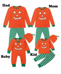 Family Halloween Matching Pajamas 4