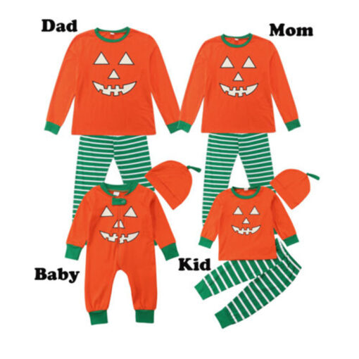 Family Halloween Matching Pajamas 2