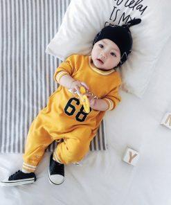 Adorable Onesie Pajamas For Kids 4