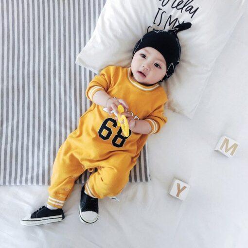Adorable Onesie Pajamas For Kids 2