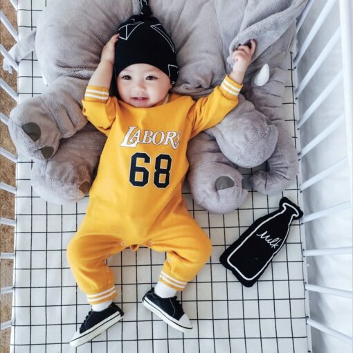 Adorable Onesie Pajamas For Kids 1