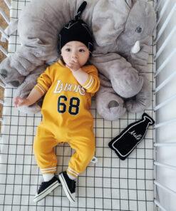 Adorable Onesie Pajamas For Kids 5