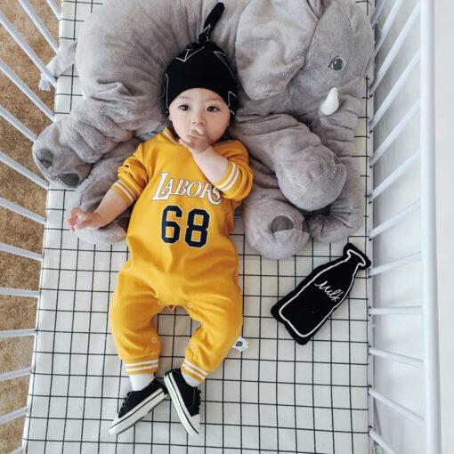 Adorable Onesie Pajamas For Kids 3
