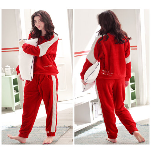 Casual Sports Pajamas for Women 2