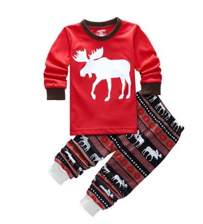 Adorable Christmas Pajamas For Kids 1