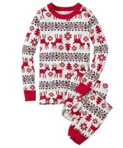 Family Matching Pajamas For Christmas 8