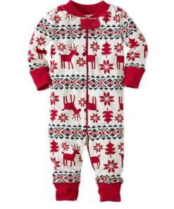 Family Matching Pajamas For Christmas 11