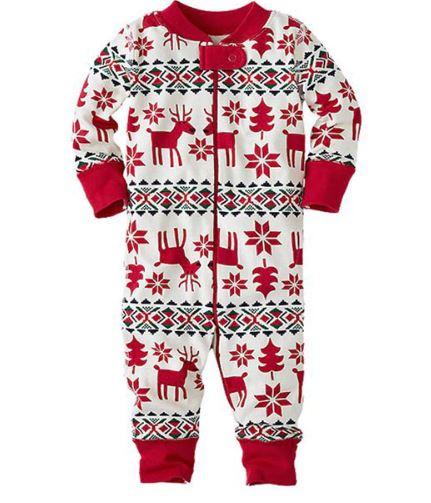 Family Matching Pajamas For Christmas 6