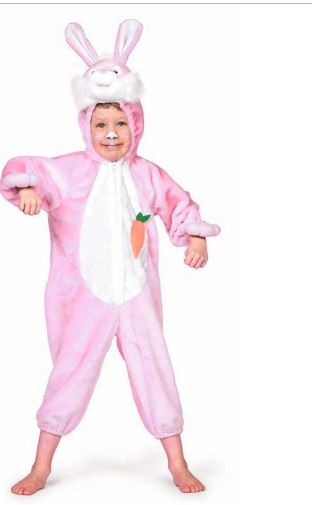Easter Bunny Pajamas For Kids 1