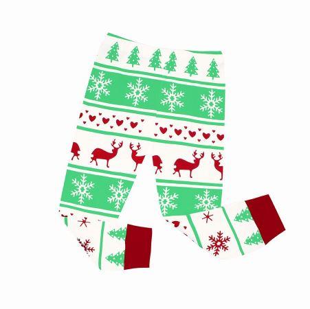 Christmas Theme Cute Kids Pajamas 3