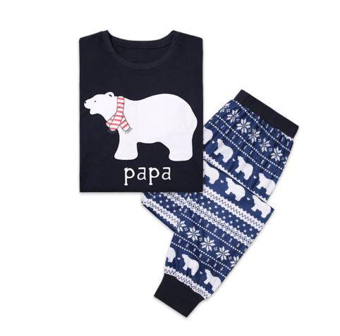 Family Matching Pajamas For Christmas Eve 3