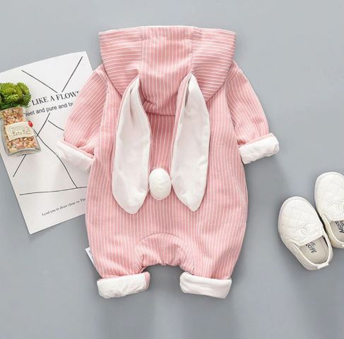 Easter One-suit Pajamas For Infants 2