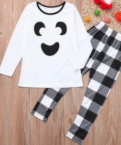Casual and Comfort Halloween Family Matching Pajamas 7