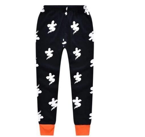 Halloween Ghost Pajamas for Kids 3