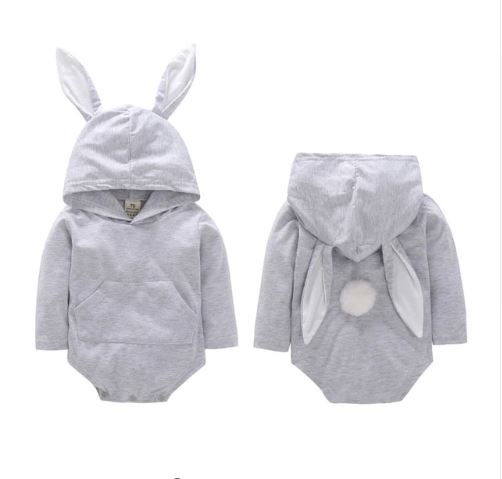 Baby Cute Easter Romper Pajamas 1