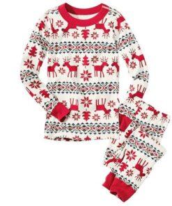 Family Matching Pajamas For Christmas 10